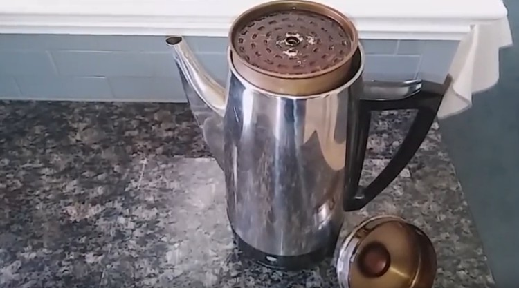 How To Clean Your Percolator Coffee Pot Coletti Coffee